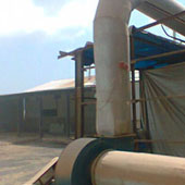 DES for Particle Board Bagasse Dust