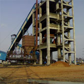 FES for Cement Handling Plant