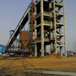 Dust Extraction System for Cement Handling Plant